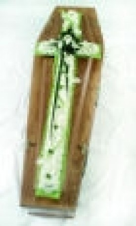 casket cross