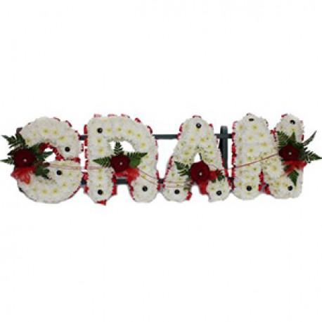 Gran wreath